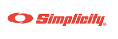 Simplicity powered by Briggs & Stratton engine