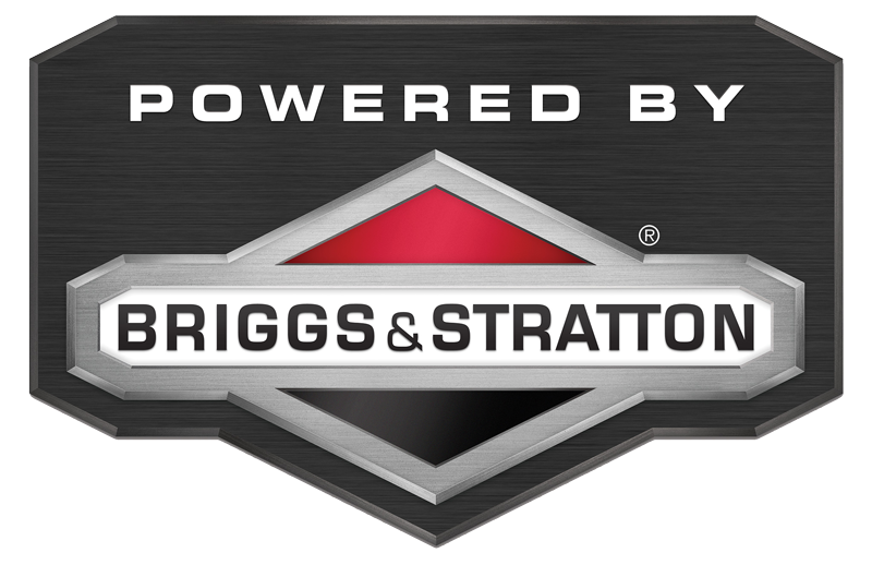 Powered By Briggs and Stratton