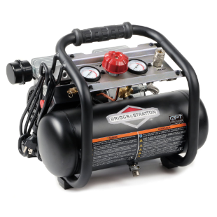 18 Gallon Air Compressor with Quiet Power Technology
