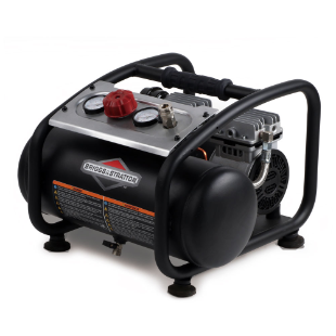 3 Gallon Air Compressor with Quiet Power Technology
