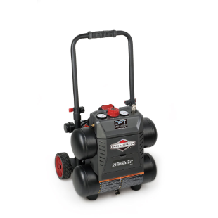 45 Gallon Air Compressor with Quiet Power Technology