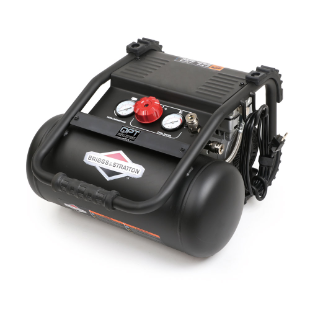 4 Gallon Air Compressor with Quiet Power Technology