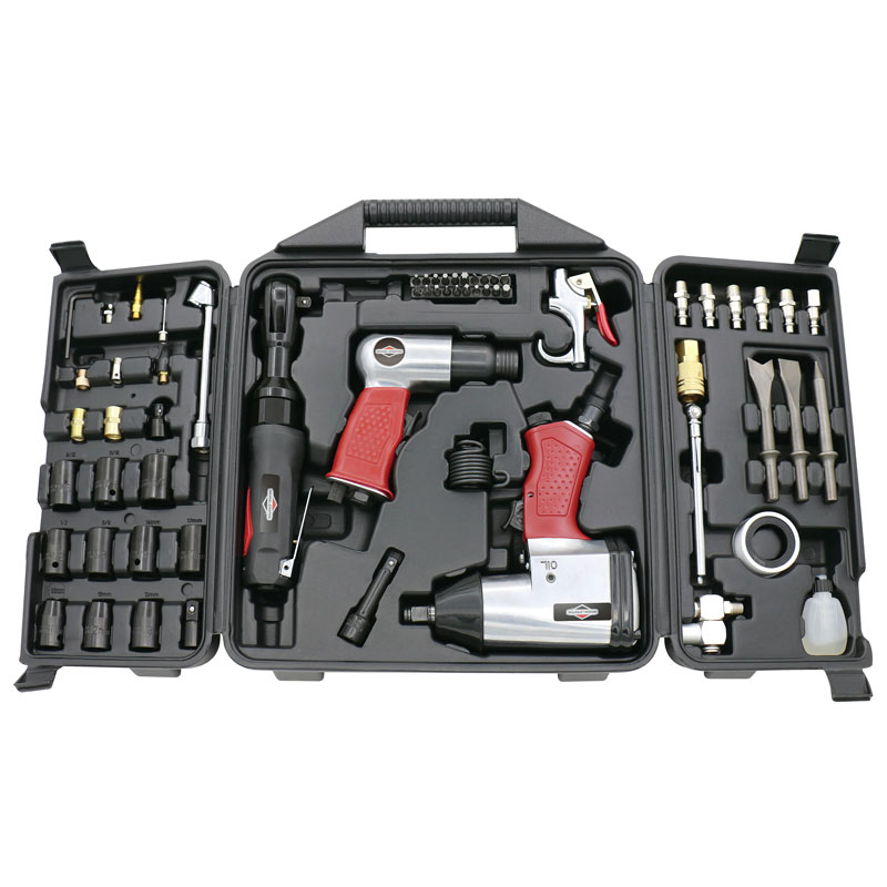62-Piece Air tool Kit