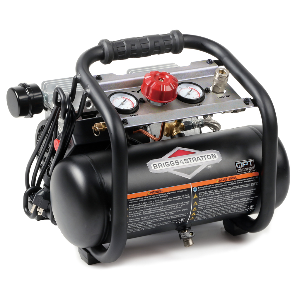 1.8 Gallon Air Compressor