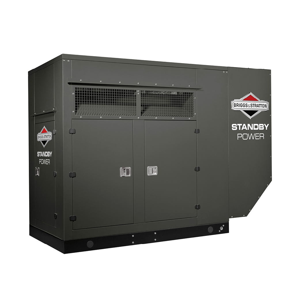 100kW1 Natural Gas Standby Generator