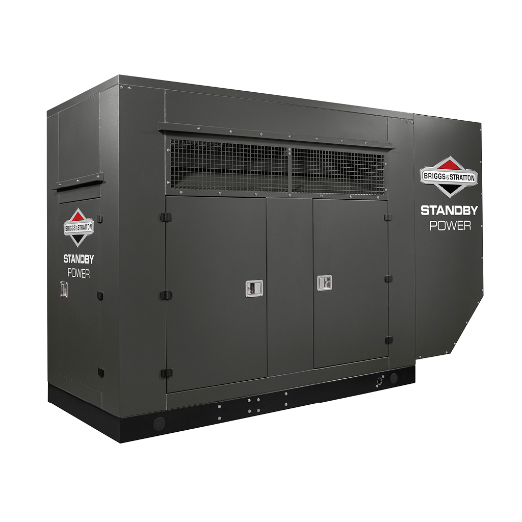 150kW1 Natural Gas Standby Generator