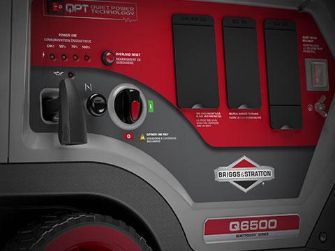 Q6500 QuietPower Series Inverter Generator