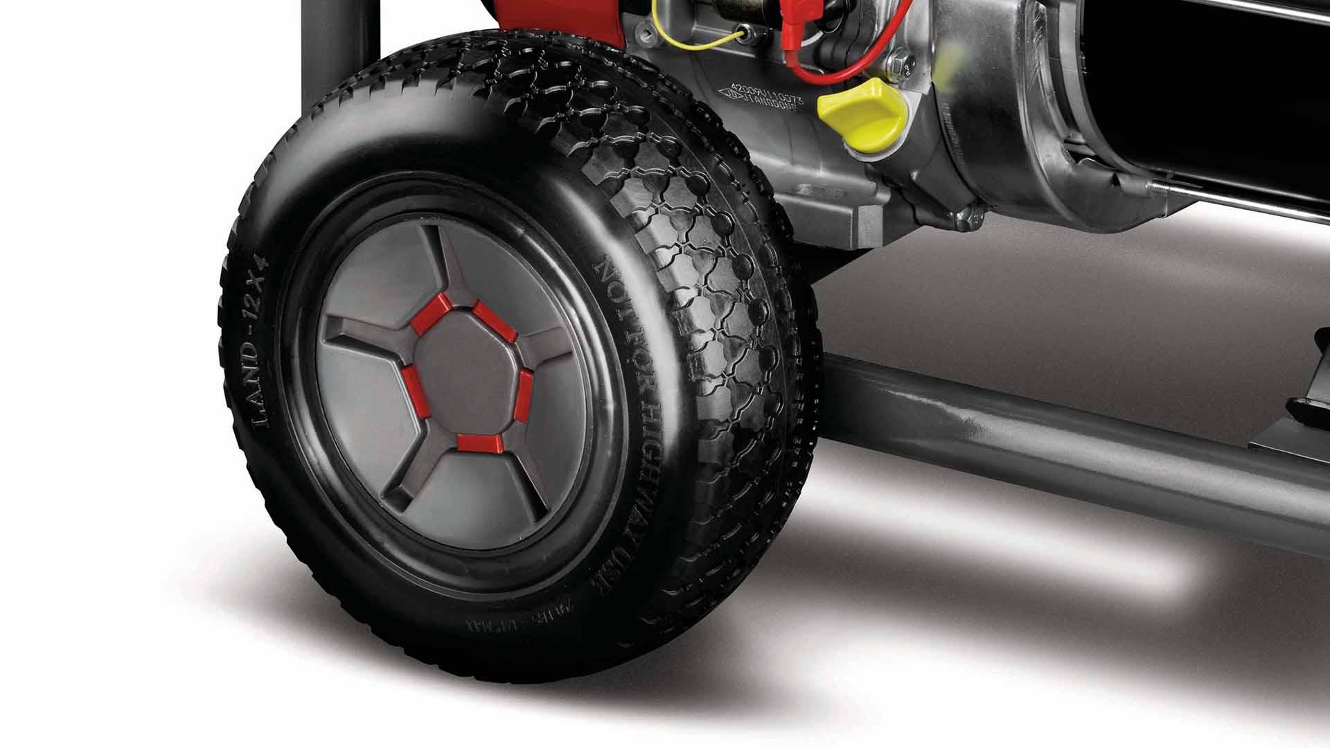 6250 Watt Portable Generator Wiring Diagram Rv Tank Level Monitor 10 Never Go Flat Wheels