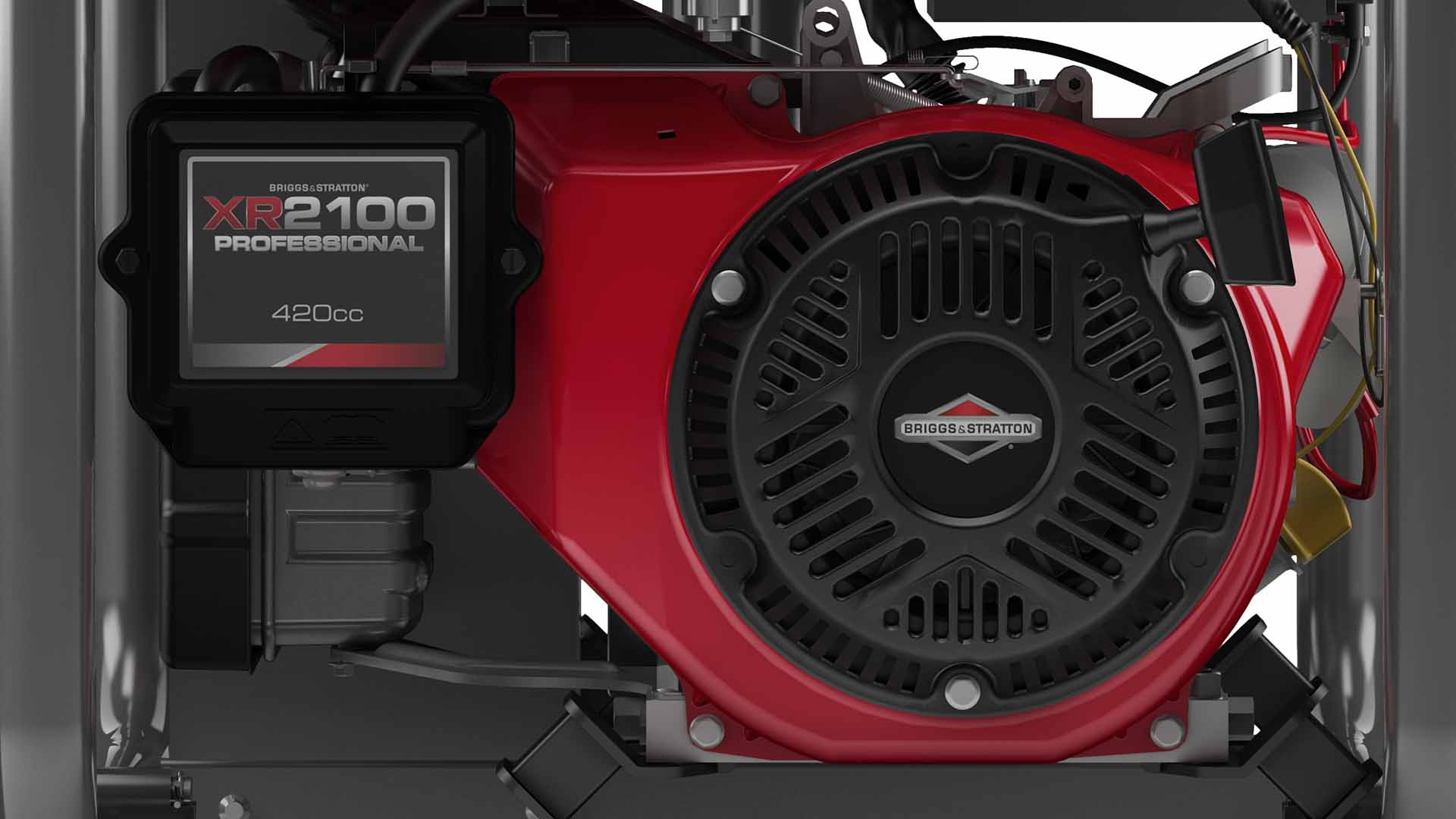 Briggs & Stratton Engine (420cc)