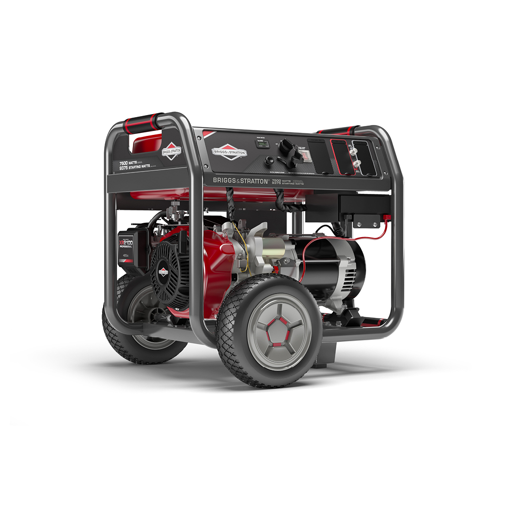 7500 Watt Elite Series Portable Generator