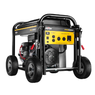5000 Watt PRO Series™ Portable Generator