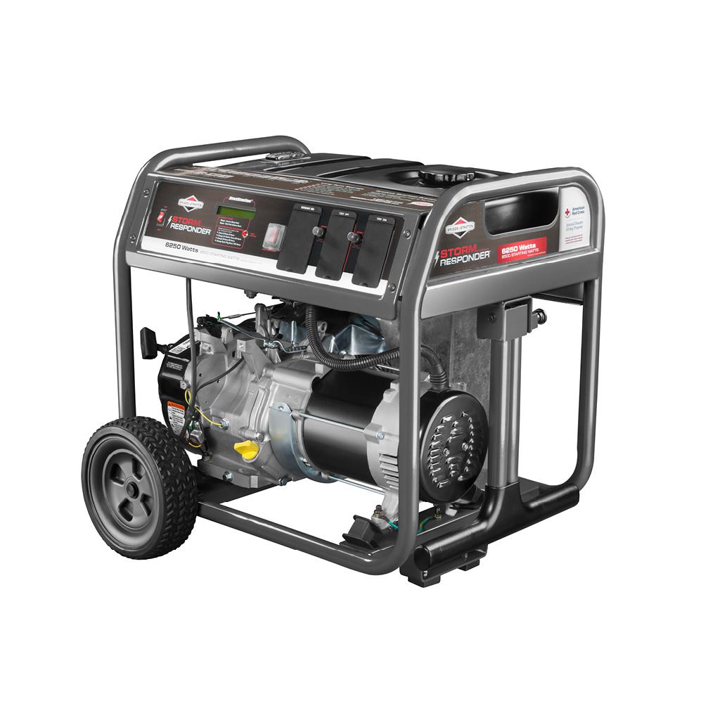 6250 Watt Portable Generator Wiring Diagram For Briggs And Stratton 11hp