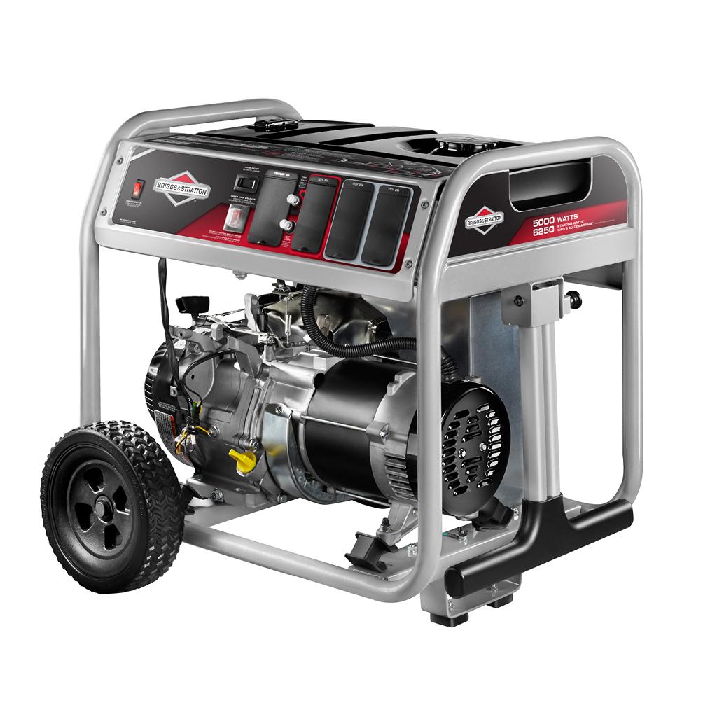 briggs and stratton 5000 watt generator manual