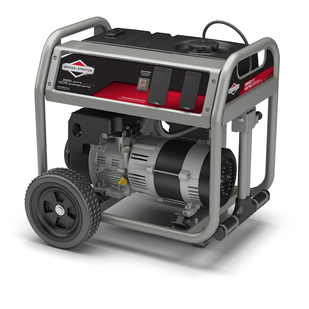 Generador Power Fist de 3500 vatios