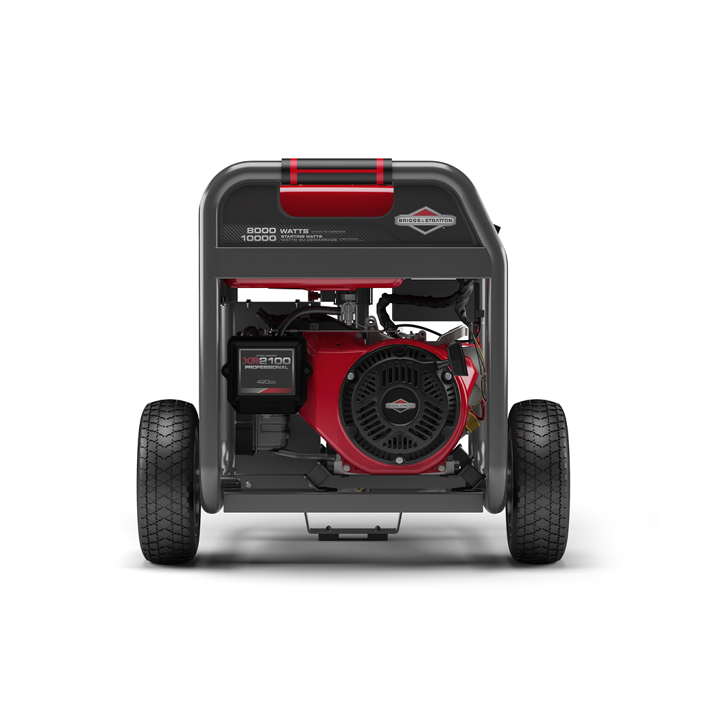 8000 Watt Elite Series Portable Generator