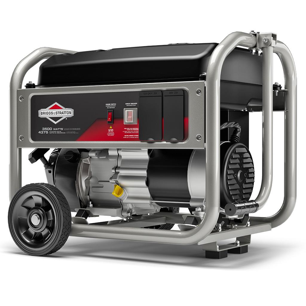 Generator: Briggs & Stratton