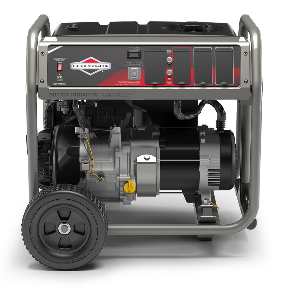 5000 Watt Portable Generator 1 Diagram And Parts List For Craftsman Generatorparts Model