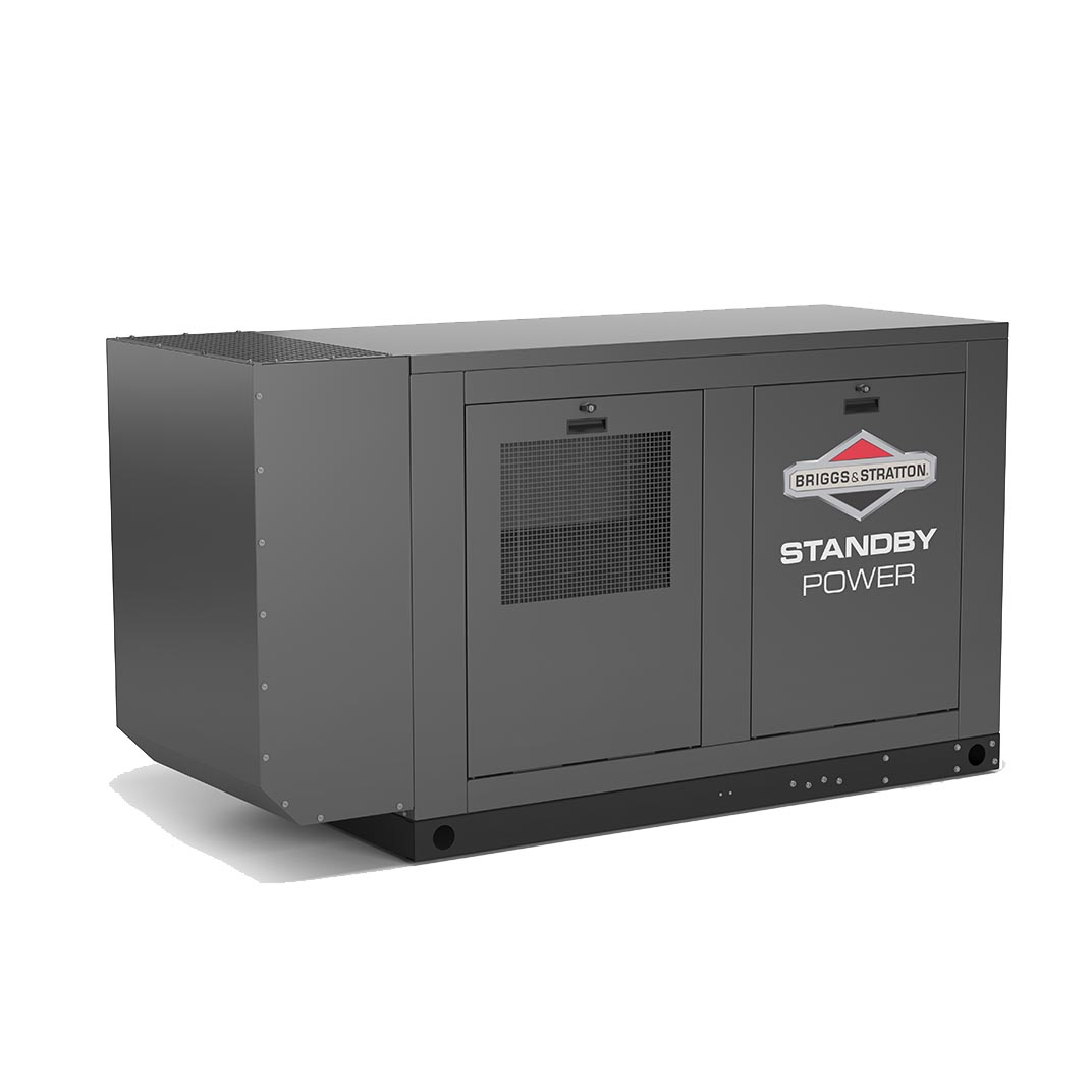 80kW1 Natural Gas Standby Generator