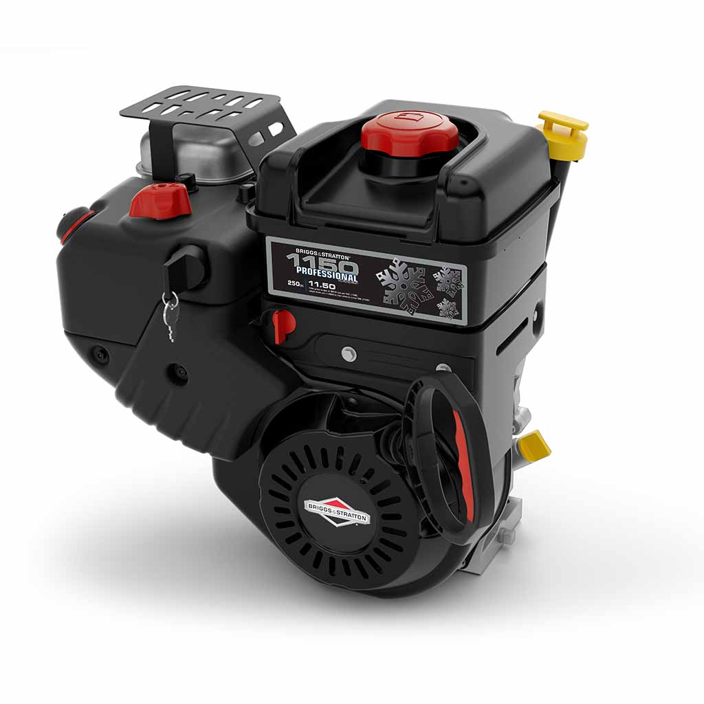 Snow Blower & Thrower Engines | Briggs & Stratton