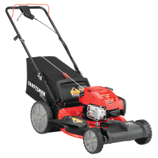 "Craftsman 21"" Self-Propelled Lawn Mower"