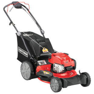 "Craftsman 21"" Self-Propelled Lawn Mower ..."