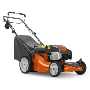 "Husqvarna 21"" Self-Propelled Lawn Mower with Electric Starting"