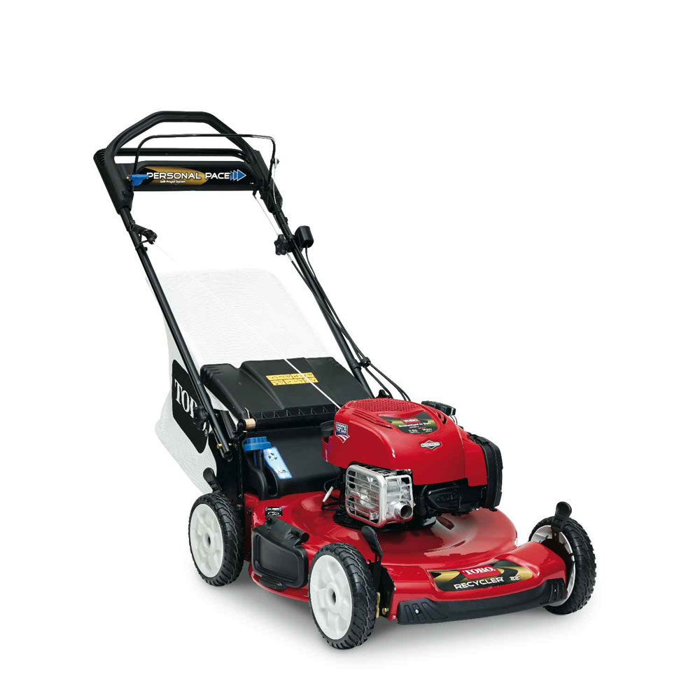 "Toro Recycler 22"" Personal Pace® Blade Stop Lawn Mower"
