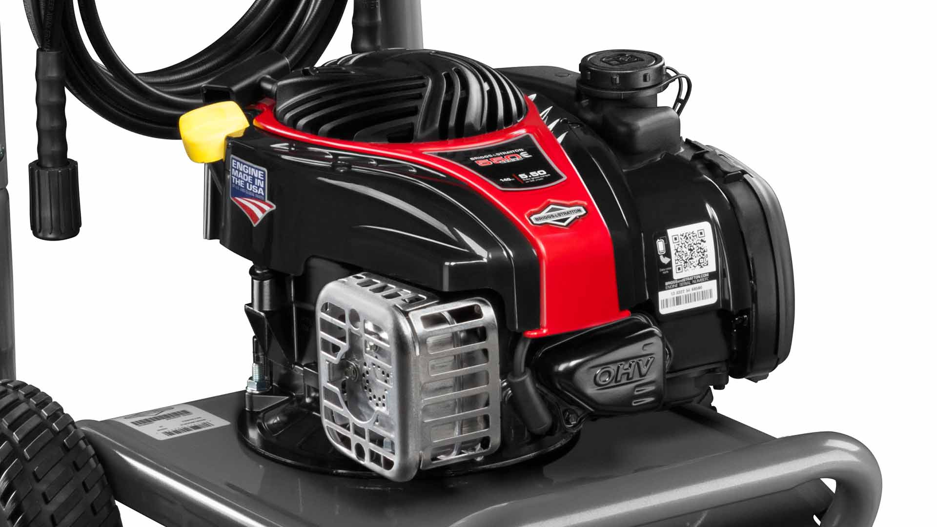 Briggs & Stratton 550e Series™ OHV Engine (140 cc)