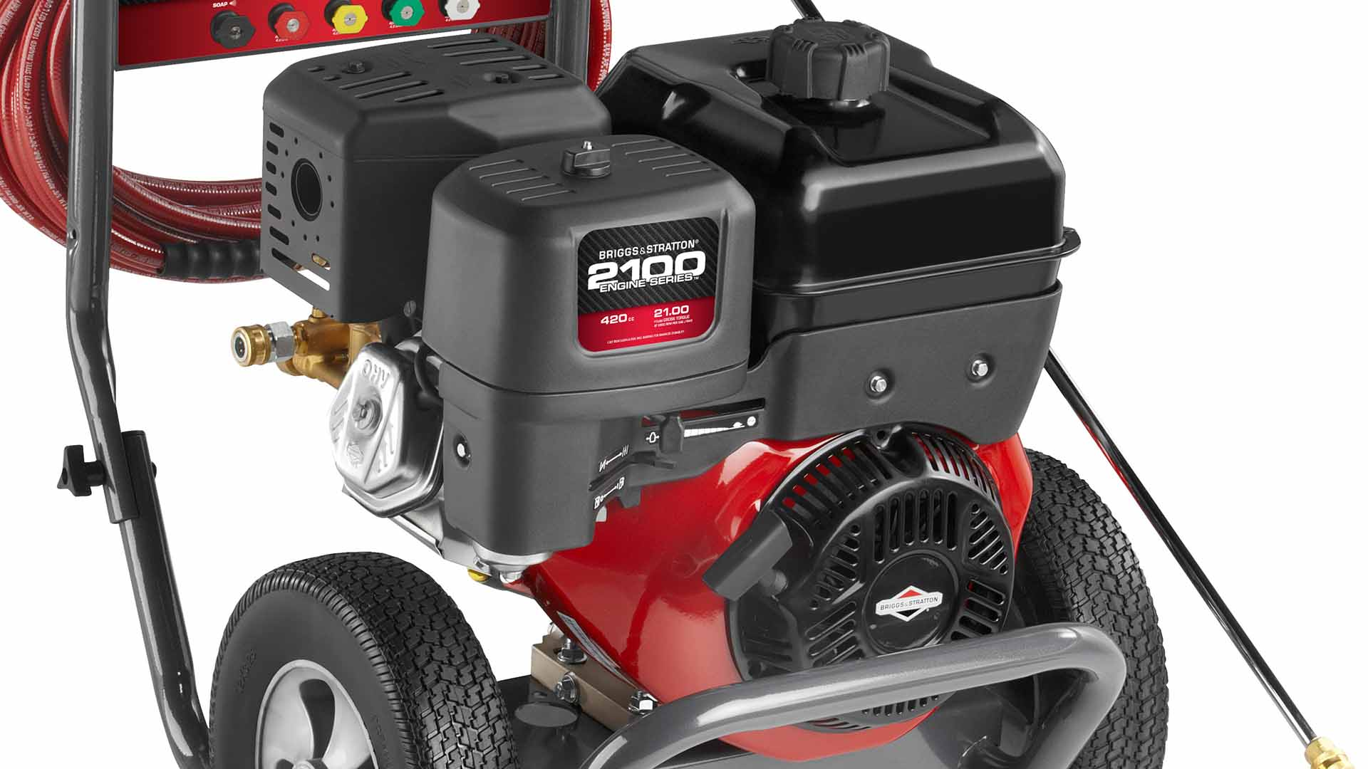 Briggs & Stratton 2100 Series™ OHV Engine (420cc)