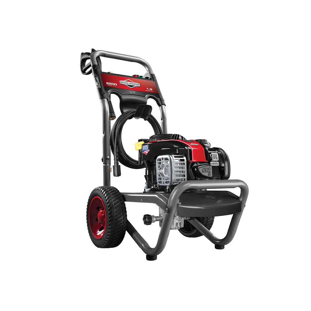 2200 MAX PSI / 1.9 MAX GPM Gas Pressure Washer Wiring Diagram Electric on