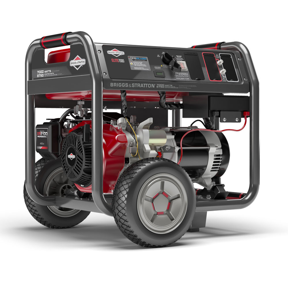 7000 Watt Elite Series Portable Generator