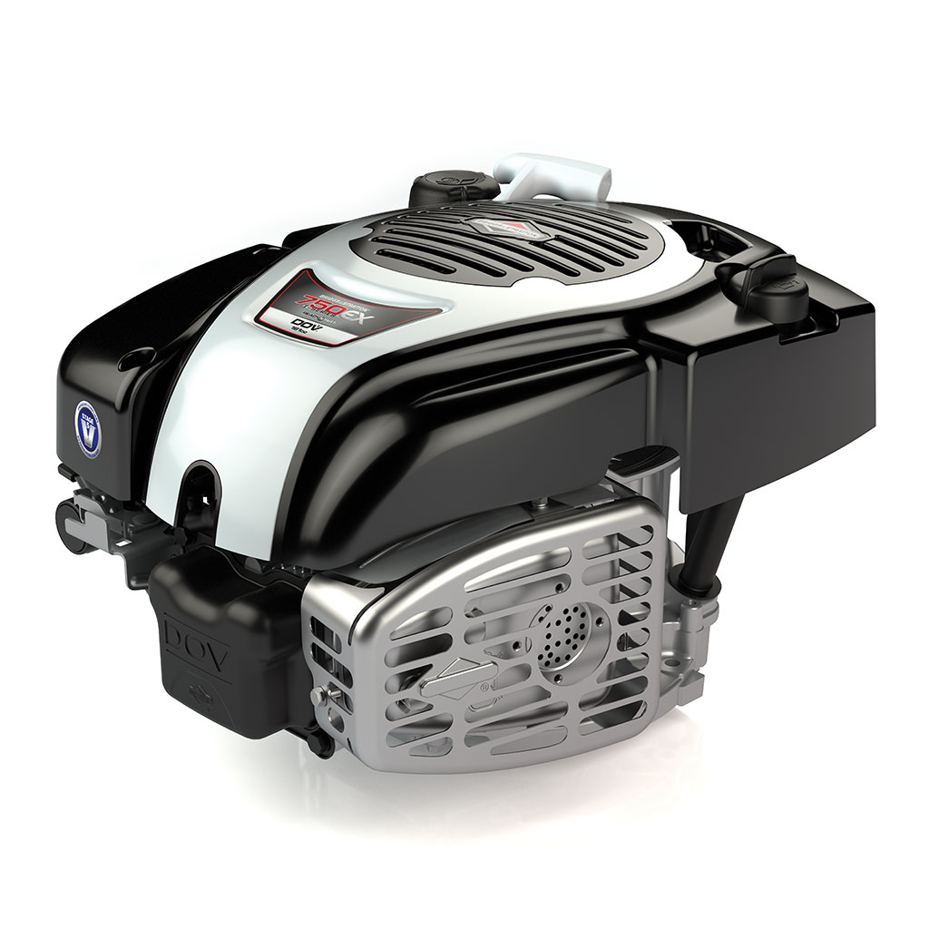 750EX Series™ I/C® DOV® Petrol Lawn Mower Engine | Briggs & Stratton