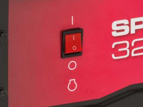 Sprint 3200A Portable Generator