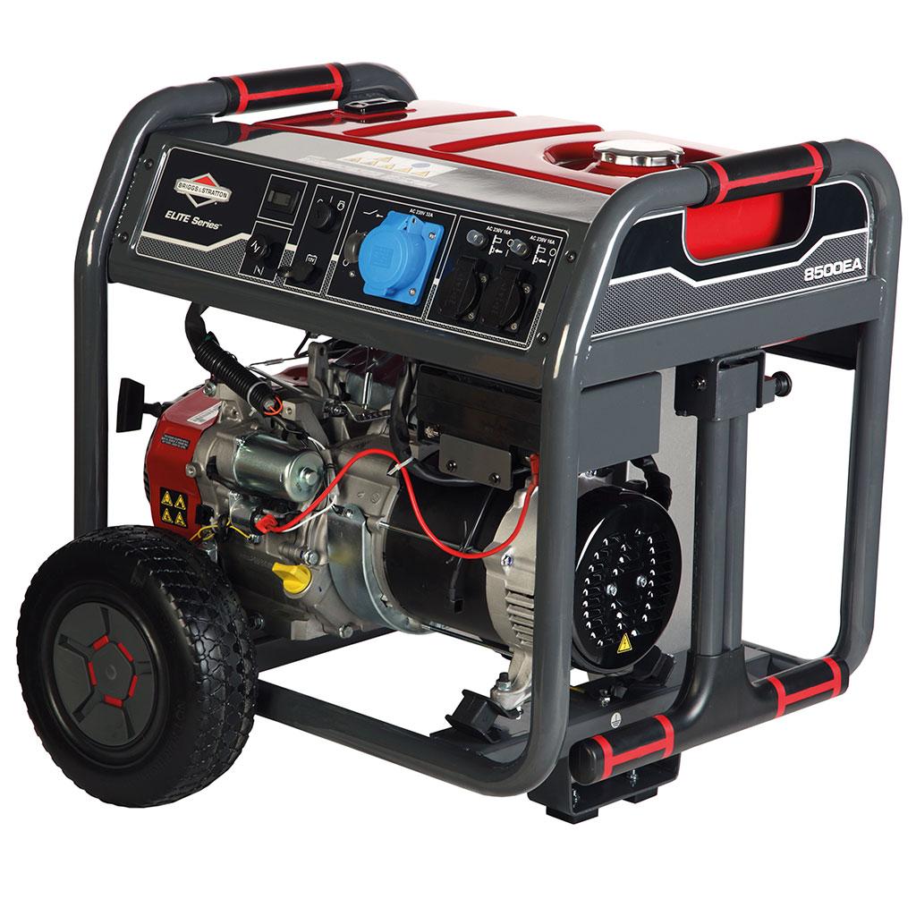 Elite 8500ea Portable Generator Diagram Parts List For Model 92500to9259901100280 Briggsstratton