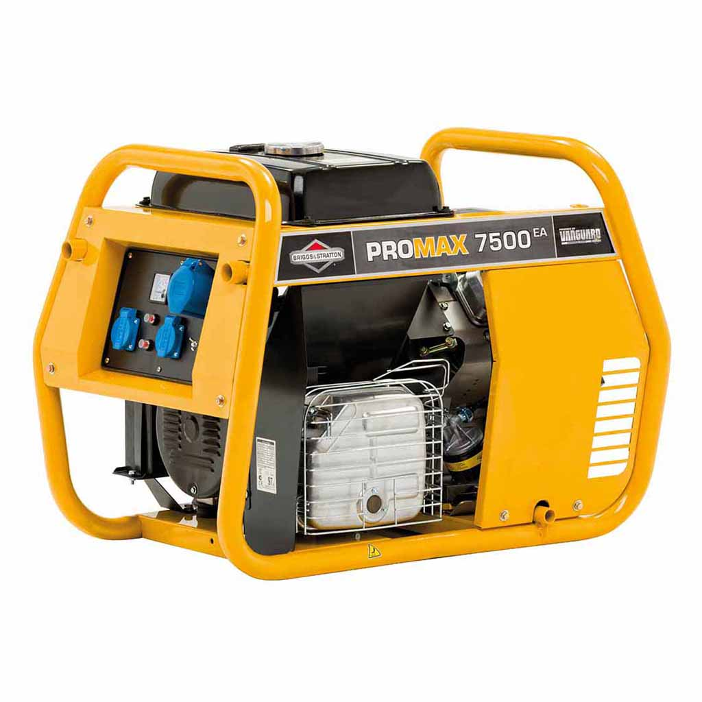 Promax 7500ea Portable Generator 7500 Watt Wiring Diagram And Parts List