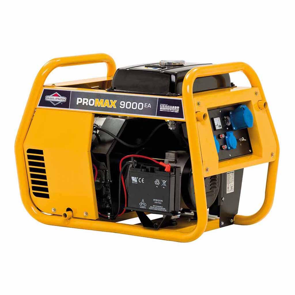 ProMax 9000EA Portable Generator on