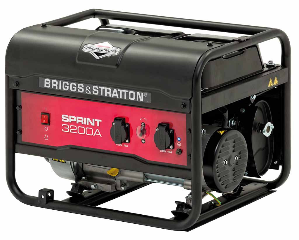 Sprint 3200a Portable Generator Diagram Parts List For Model 92500to9259901100280 Briggsstratton