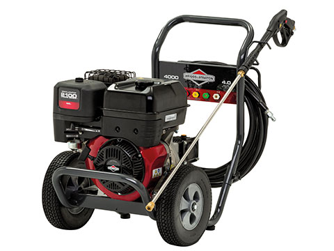 4000 Petrol Pressure Washer