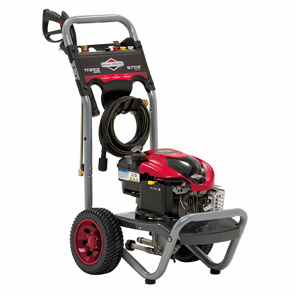2500 Petrol Pressure Washer Diagram Parts List For Model 92500to9259901100280 Briggsstratton