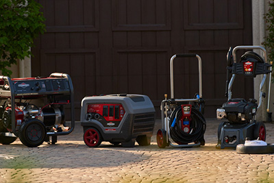 Briggs & Stratton Brands