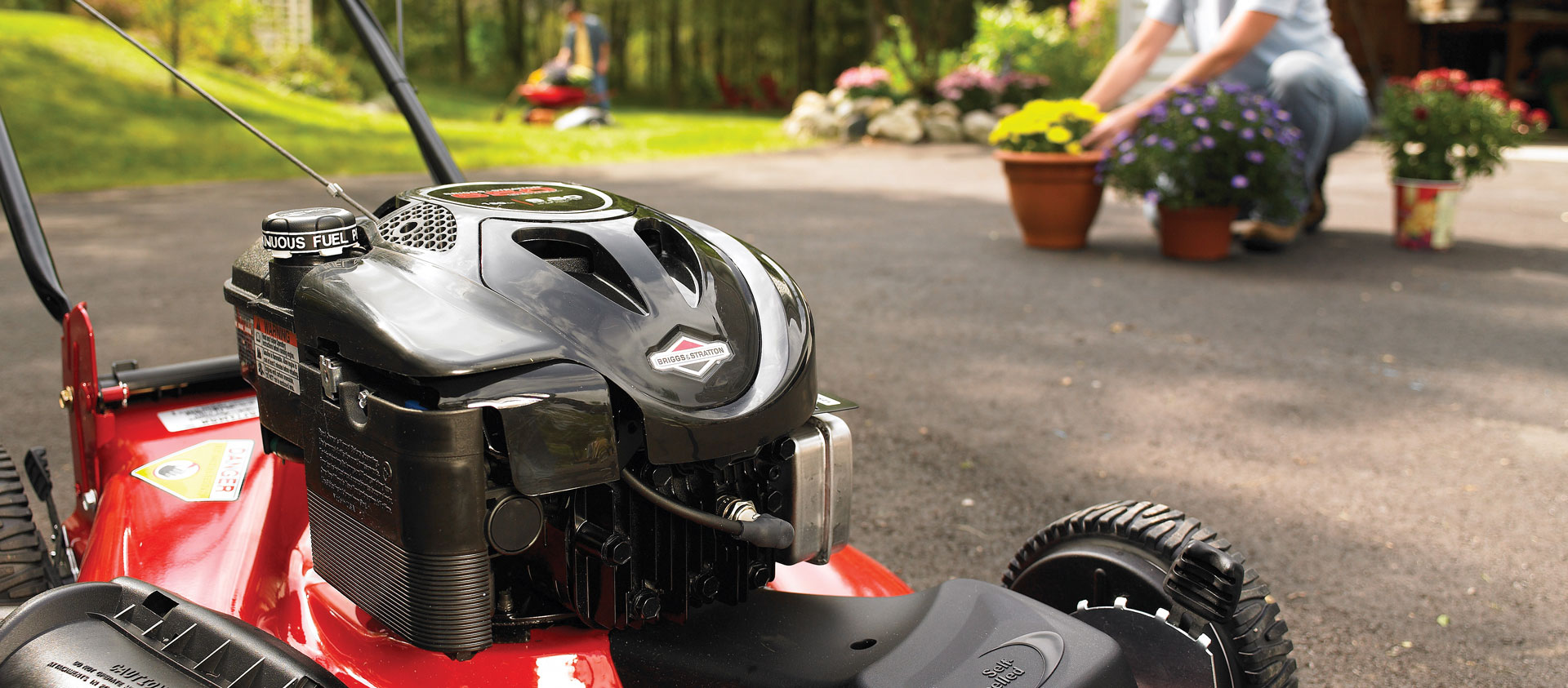 Briggs and Stratton Products