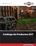 Briggs & Stratton Digital Product Catalog- Spanish
