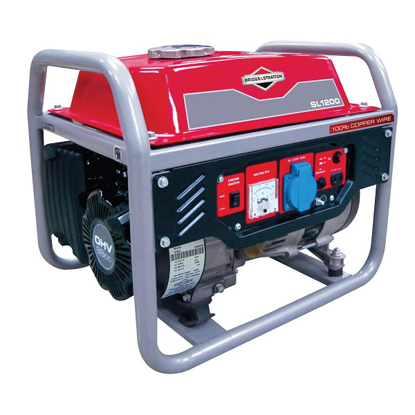 Portable Generators by Briggs & Stratton