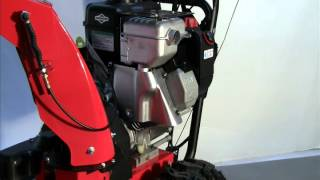 Find Your Snow Engine Model Number | Briggs & ...