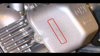Find Your Utility Engine Model Number | Briggs ...