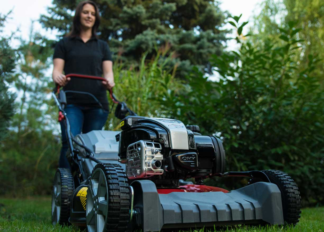 Lawn mower buying guide | briggs & stratton.