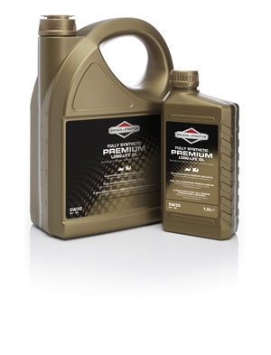 Synthetic Lawnmower Oil by Briggs and Stratton