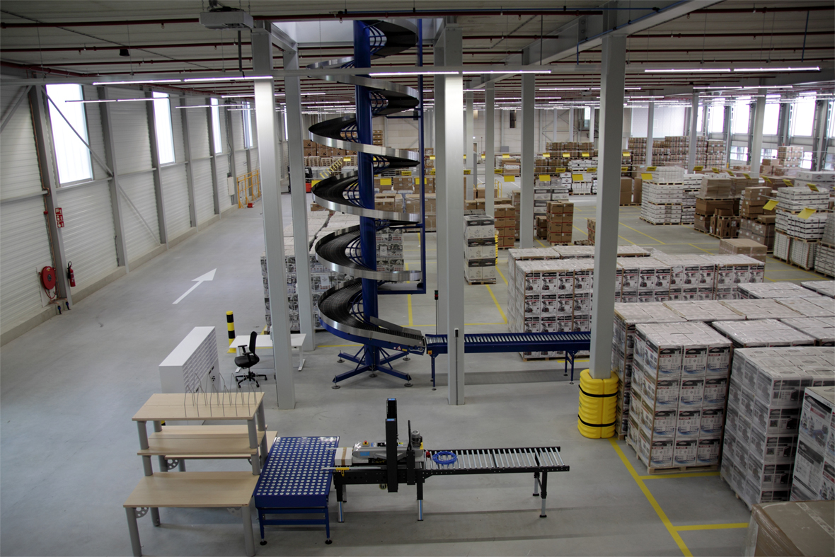 European Distribution Centre