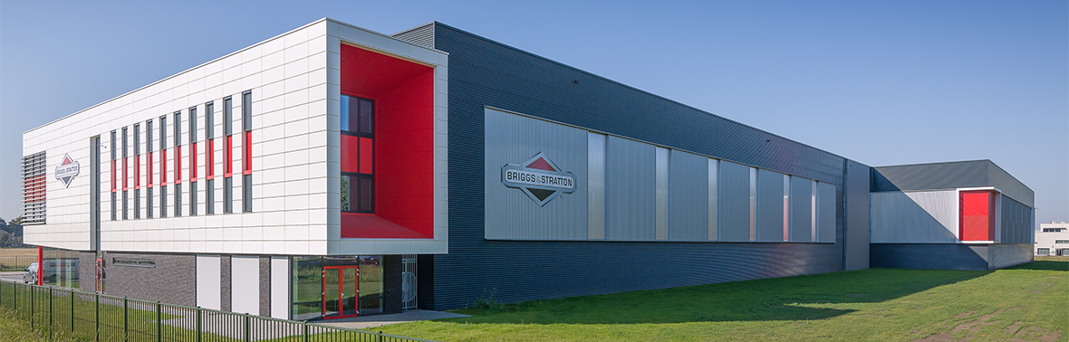 European Distribution Centre Briggs & Stratton