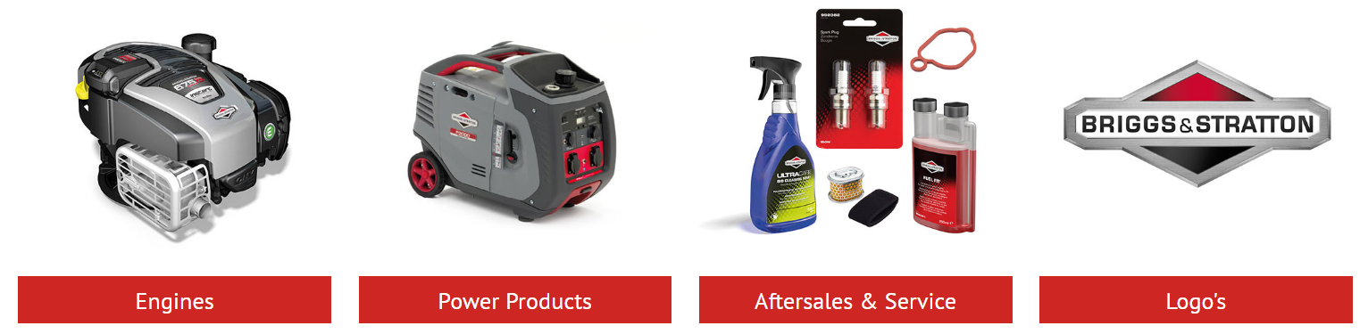 Briggs & Stratton Marketing Portal